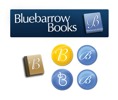 Bluebarrow Books Logo Development