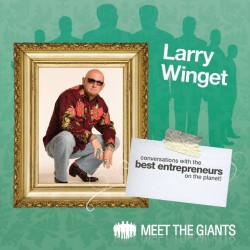 Larry Winget - Interview with the Pitbull of Personal Development
