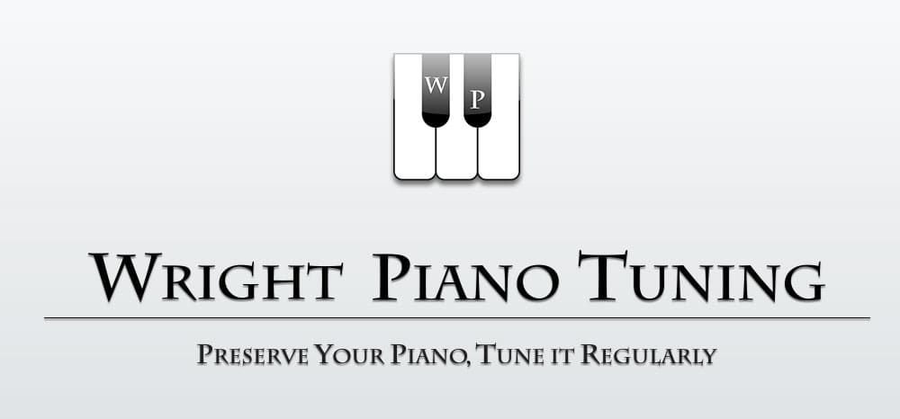 Clark Wright Piano logo