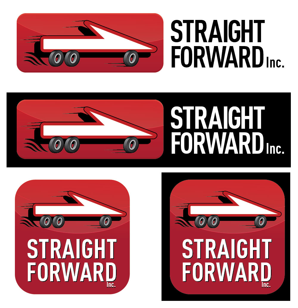 Straight ForwardInc Logo 2012 Update