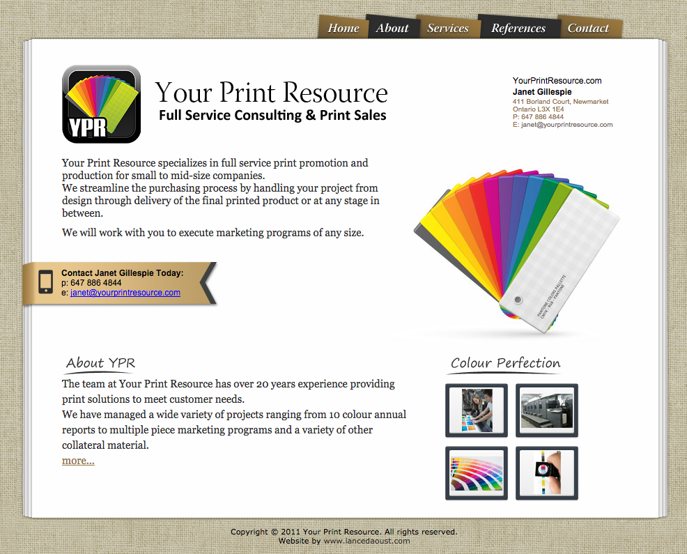 Your Print Resource